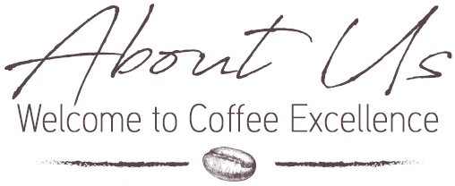 About Coffee Excellence header